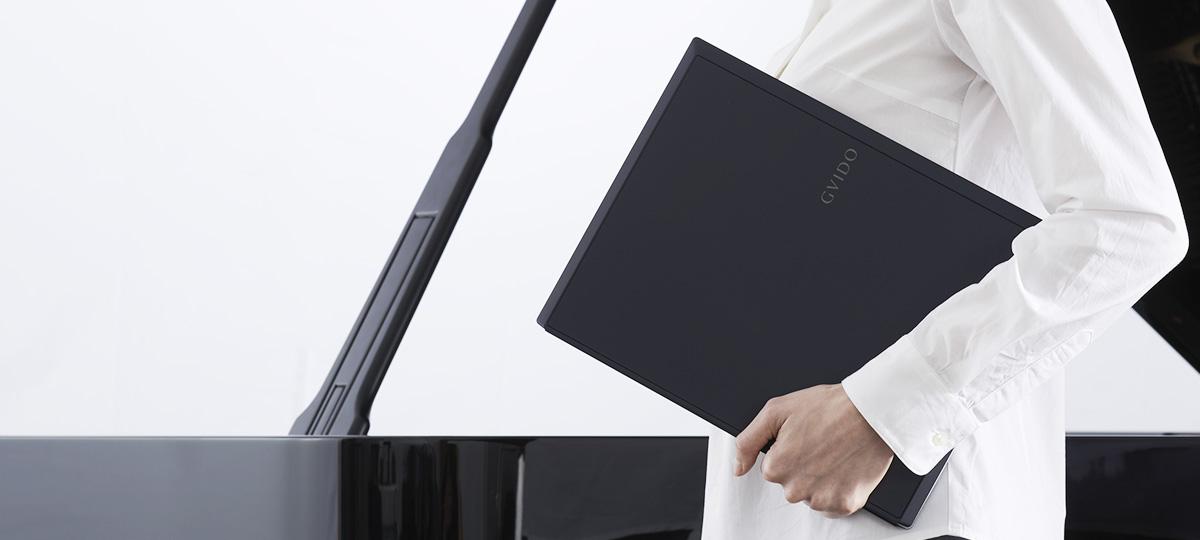 Hemos revolucionado la escena musical digitalizando las partituras de los músicos.